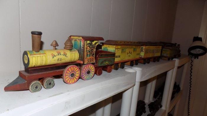 vintage trains