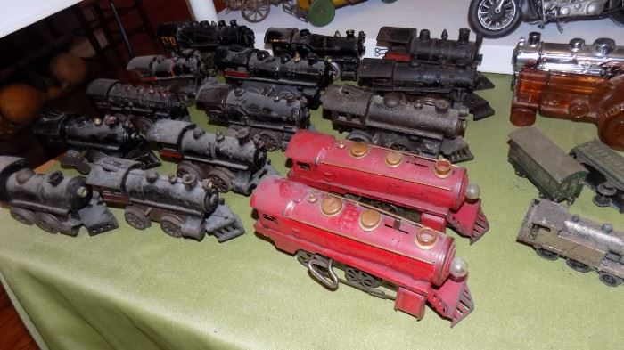 more wind up trains