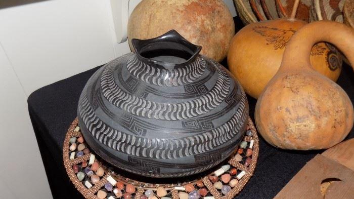 more artisan pottery