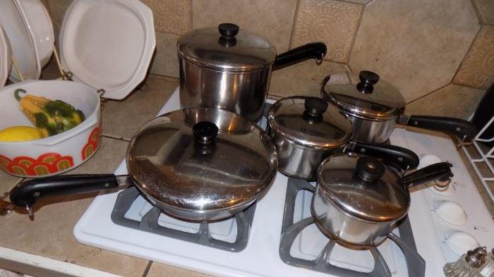 Revereware cookware