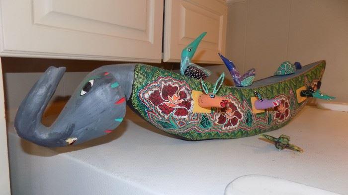 folk art piece