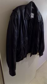 another mens leather jacket