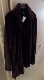 ladies Cabi plush jacket