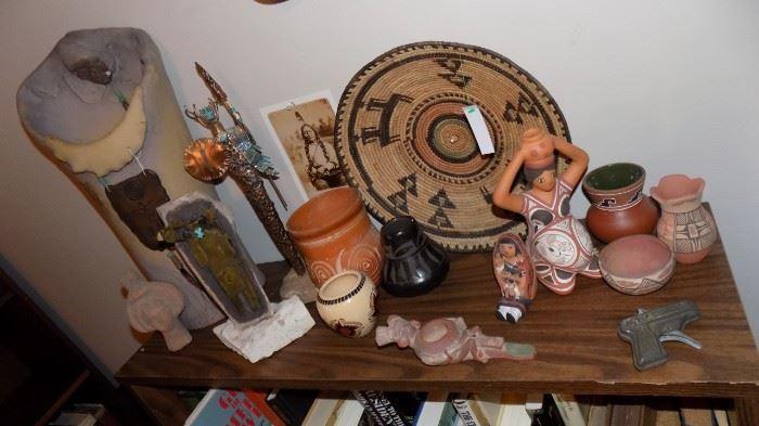 more Native American items