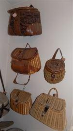 vintage fishing kreels