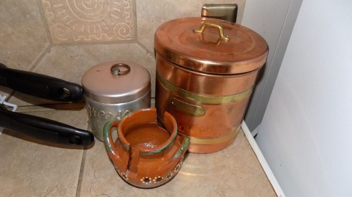 more copper pieces