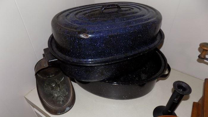 Graniteware roasters