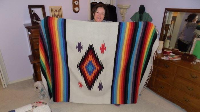large blanket