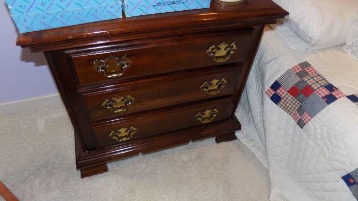pair nightstands...1 of 2
