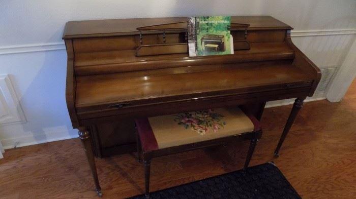 Kimbell spinet piano