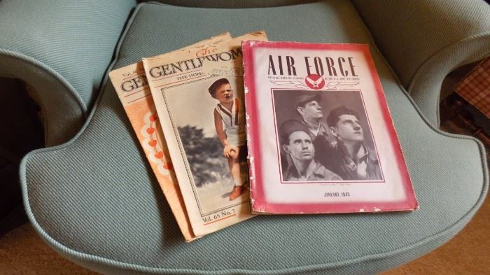 magazines from 1936