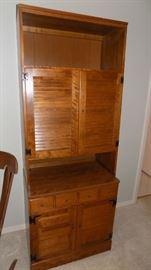 Vintage Ethan Allen cabinet
