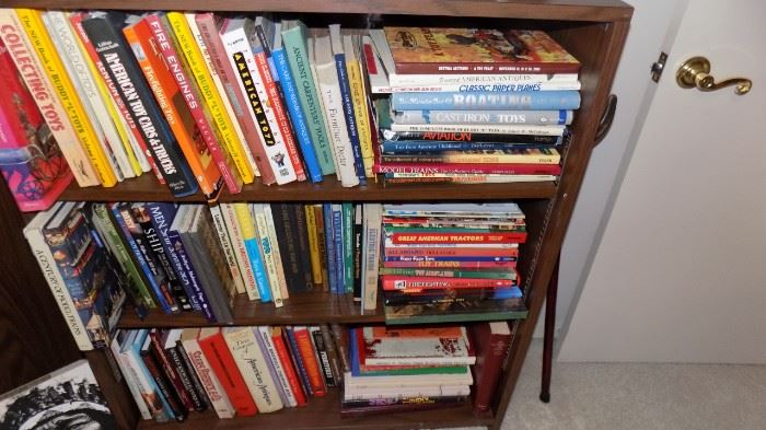 collectible books...reference guides