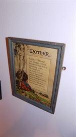 vintage Mother poem