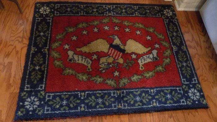 Americana rug