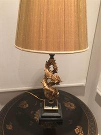 Gorgeous lamp - $150