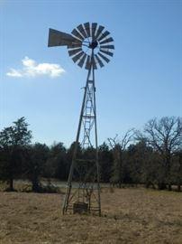 35 foot Windmill