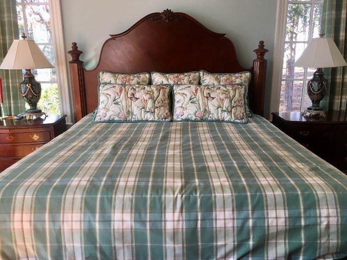 King size Sleep Number mattress