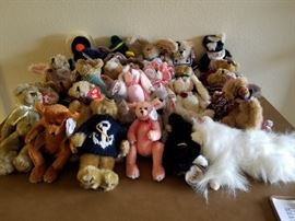 Ty Beanie Babies Mixed Animals