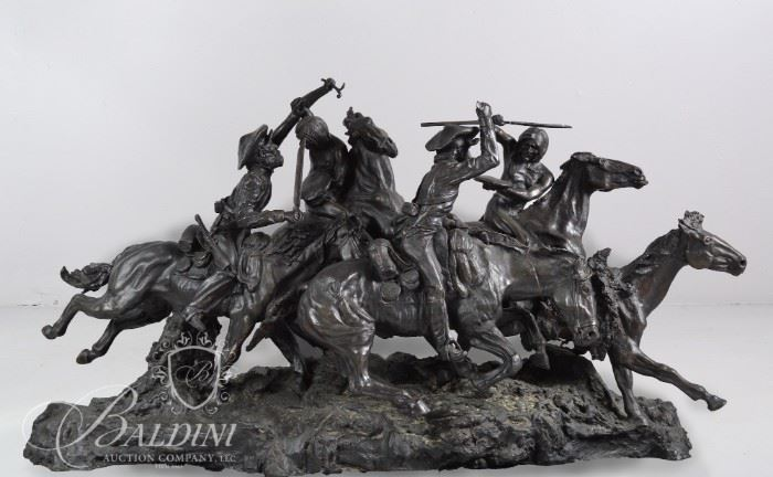 Bronze Statuary