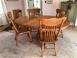 oak set