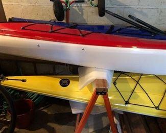 SOLD Several Kayaks