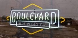 Boulevard Brewing Neon Sign