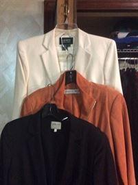 Armani jackets (size 4-10)