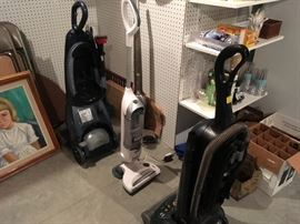 Lots of great vaccums