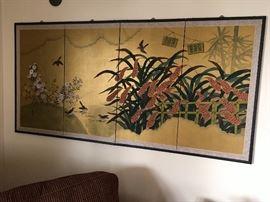 Beautiful Oriental screen