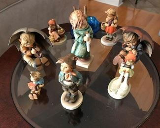 Hummel figurines