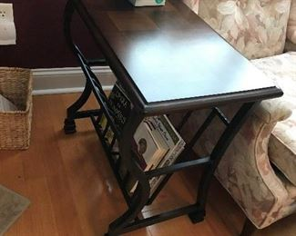 Table / Magazine Rack $ 54.00