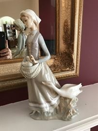 Lladro - priced at sale