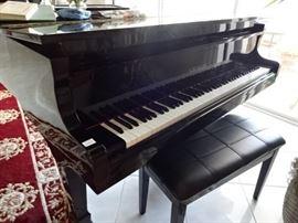 Schumann Baby Grand Piano