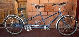 Vintage Schwinn Twin Tandem Bicycle