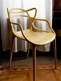 Modern Yellow Chair