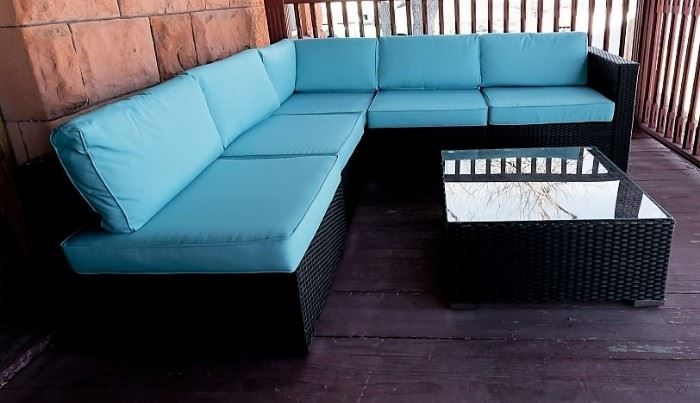 Like New Outdoor Sectional