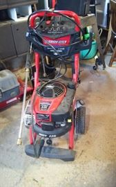 Troy Built Power Washer