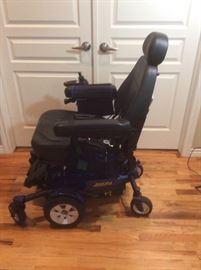 Jazzy Motorized Wheelchair