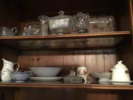 China cabinet items