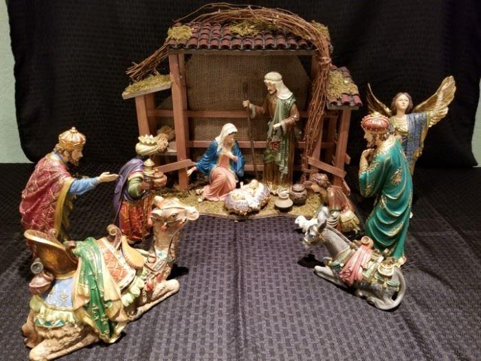 Kirkland Signature Nativity