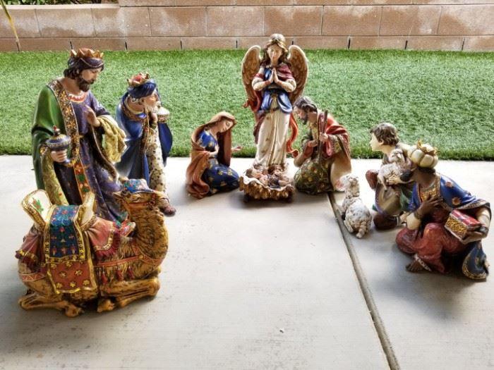 Large Nativity by Roman Inc