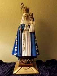 Our Lady of Good Success Figurine