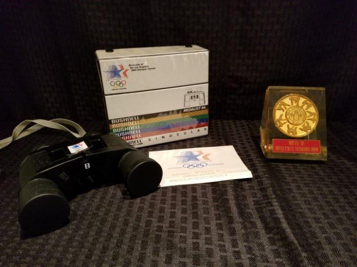 Olympic Memorabilia