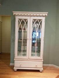 Lane Curio Cabinet