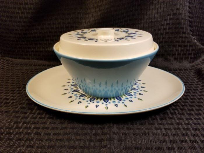 Vintage Casserol Serving Bowl