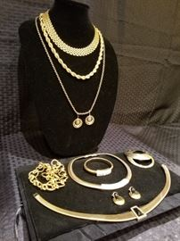Fashion Jewelry - Gold Color Collection