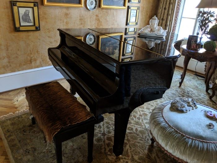 Yamaha Player Piano