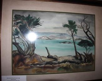 Phillip Moose Painting