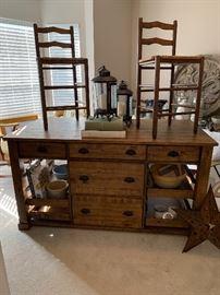 Magnolia Home Craft Table